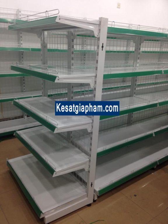 kệ siêu thị - gia ke sieu thi - kệ sắt Gia Phạm