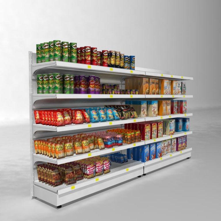 Kệ siêu thị đơn