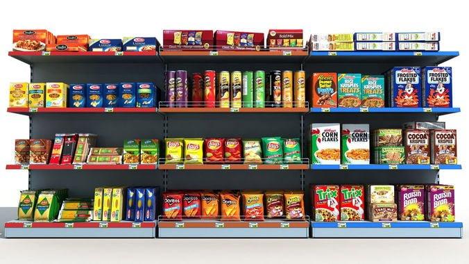 Kệ siêu thị giá rẻ - ke sieu thi gia re