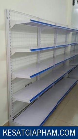kệ siêu thị đơn - kệ siêu thị
