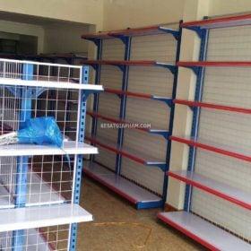 Giá kệ để hàng siêu thị Hải Dương