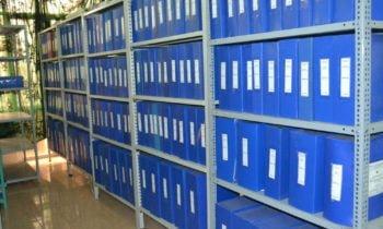 kệ đựng tài liệu, hồ sơ