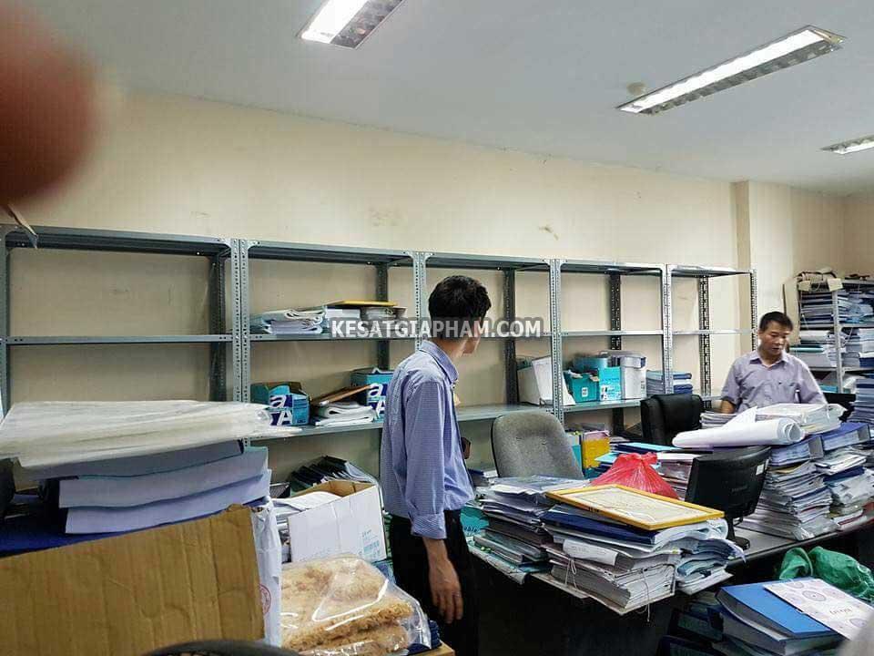 Kệ kho hàng giá rẻ tại Lạng Sơn