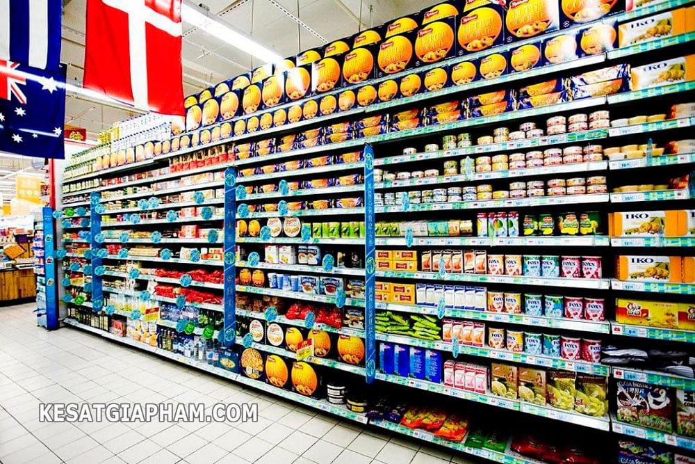 Kệ siêu thị hà nội - ke sieu thi ha noi