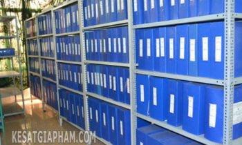 Kệ để tài liệu - kệ đựng tài liệu