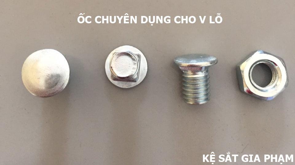 bulong ốc cho v lỗ