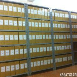 kệ để tài liệu 6 tầng