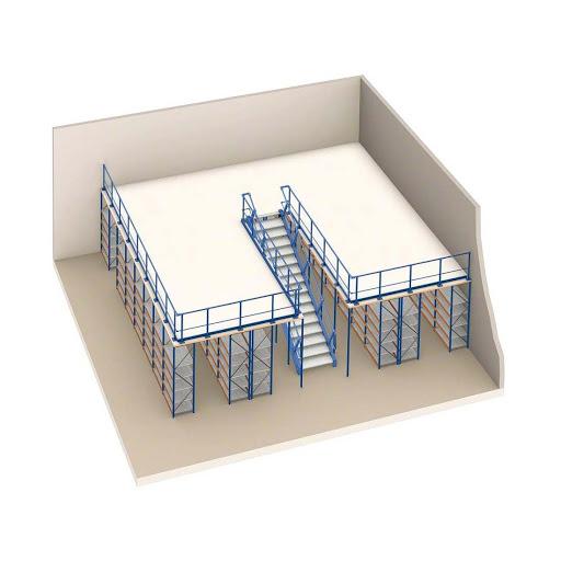 cấu tạo hệ thống kệ sàn Mezzanine